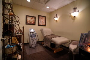 Lumenis Lightsheer Infinity Laser Hair removal room